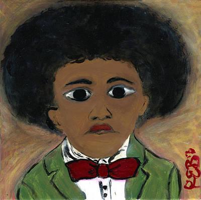 Frederick Douglass Painting - I Amfrederick Douglass by The Robert Blount Collection