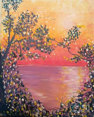 Painting - I Believe by Jacqui Hawk