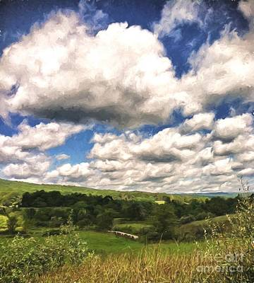 Photograph - I Can See For Miles And Miles by Kerri Farley