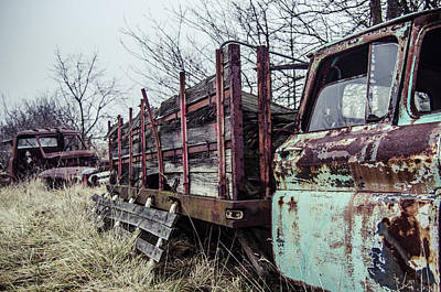 Photograph - I Carried My Weight  by Off The Beaten Path Photography - Andrew Alexander