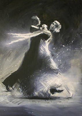 I Could Have Danced All Night Art Print