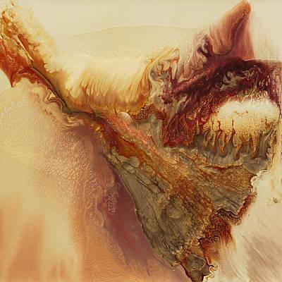 I Dreamed I Could Fly Art Print by Lia Melia