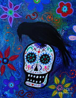 Painting - I Estare Vigilando Siempre by Pristine Cartera Turkus