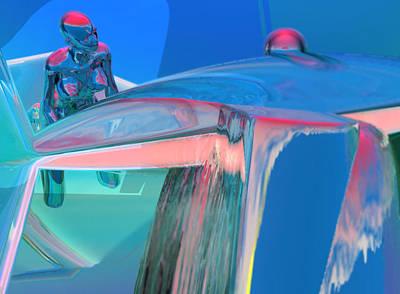 Digital Art - I Finnally Found You  #1_p_300 by Stephen Donoho