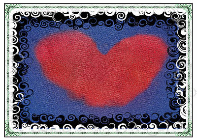 Valentines Day Digital Art - I Give You My Heart by Bill Cannon