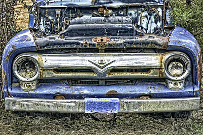 Photograph - I Had A V8 by William Havle