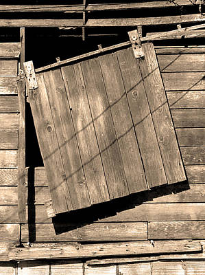Photograph - I Hear You Knockin' by Everett Bowers