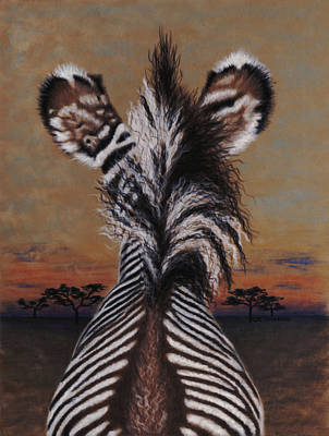 Painting - I Herd That by Lori Sutherland
