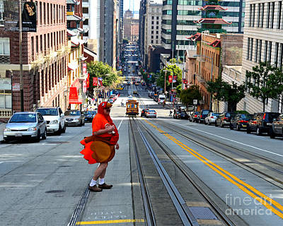 Photograph - I Left My Turkey In San Francisco by Jim Fitzpatrick