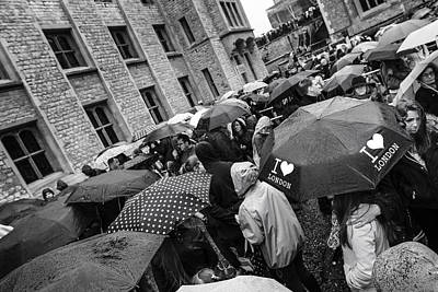 Photograph - I Love London by Alfio Finocchiaro