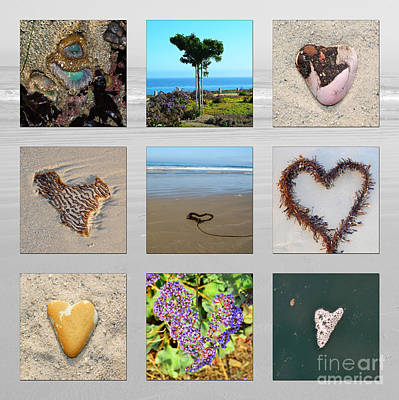 Photograph - I Love Pismo Beach by Debra Thompson