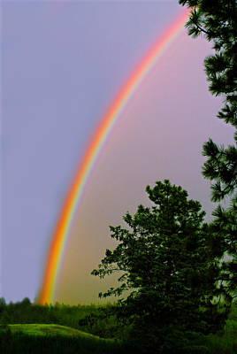 Photograph - I Love Rainbow Magic by Ben Upham III