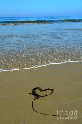 Photograph - I Love The Beach by Debra Thompson
