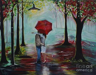 I Love You Original by Leslie Allen