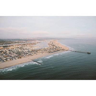 California Wall Art - Photograph - I ❤oc #california #vsco by Ariane Moshayedi