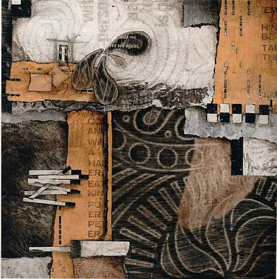 Mixed Media - I See Again by Laura  Lein-Svencner