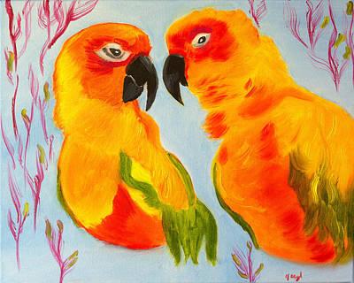 I See You Original by Meryl Goudey