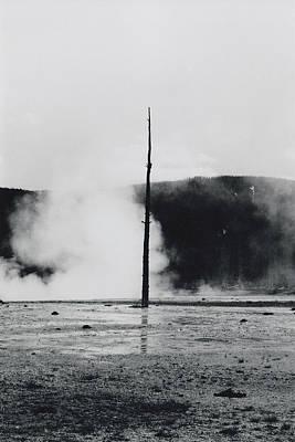 Photograph - I Stand Alone by Jon Emery