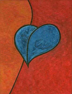 Creativity Painting - I Wait by Wojtek Kowalski