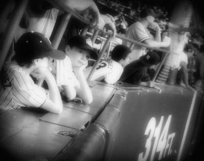 New York Yankees Photograph - I Want To Be A Yankee When I Grow Up by Aurelio Zucco