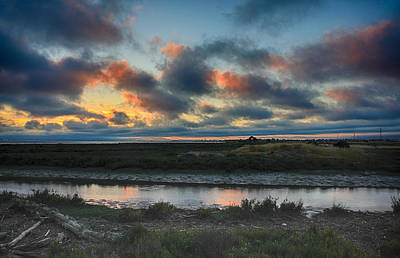 Wetlands Photograph - I Wish It Would Never End by Laurie Search