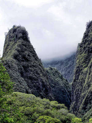 Photograph - Iao Valley 16 by Dawn Eshelman
