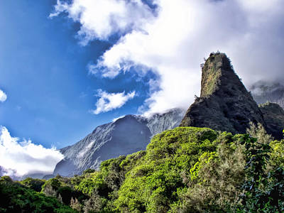 Photograph - Iao Valley 4 by Dawn Eshelman