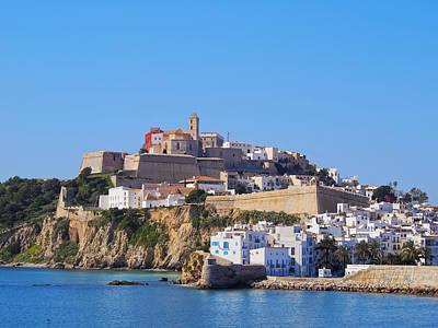 Dalt Photograph - Ibiza by Karol Kozlowski