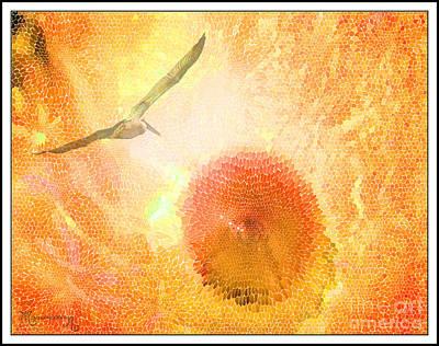 Photograph - Icarus by Mariarosa Rockefeller