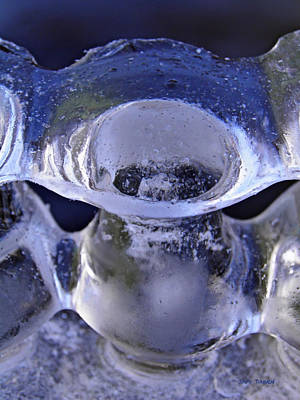 Ice Bowls Art Print