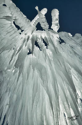 Photograph - Ice Castle 3 by A Hint of Color Photography