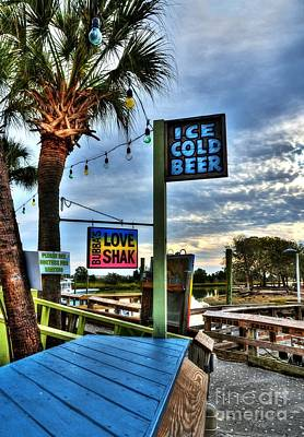Photograph - Ice Cold Beer by Mel Steinhauer