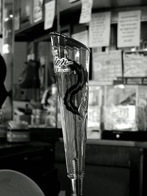 Photograph - Ice Cold Beer by Wild Thing
