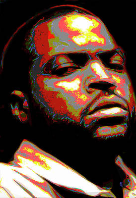 Ice Cube Original by  Fli Art