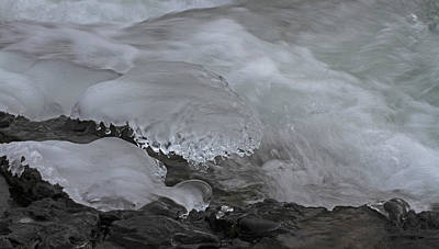 Wall Art - Photograph - Ice by Gary Wing