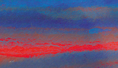 Painting - Ice On Fire by The Art of Marsha Charlebois