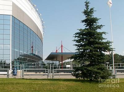 Ice Stadium Original by Evgeny Pisarev