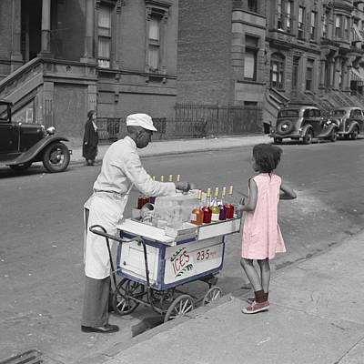 Beastie Boys - Ice Vendor by Andrew Fare