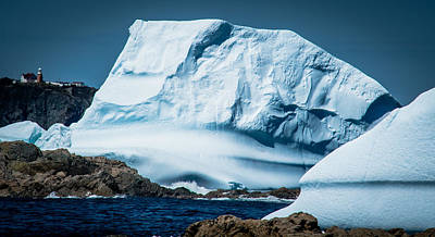 Photograph - Ice Xxii by David Pinsent