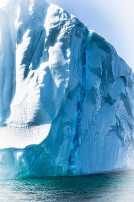 Photograph - Ice Xxvi by David Pinsent