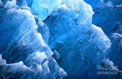 Photograph - Iceberg Blues by Cynthia Lagoudakis