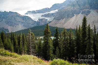 Icefields Parkway 2.0590 Art Print by Stephen Parker