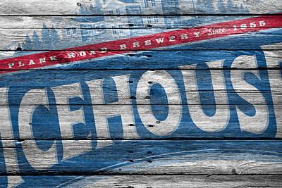 Hop Photograph - Icehouse by Joe Hamilton