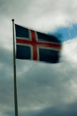 Photograph - Iceland Falg by Anthony Doudt