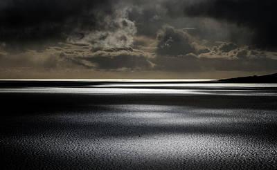Ocean Storm Photograph - Iceland, Hvalfjordur by Jaynes Gallery