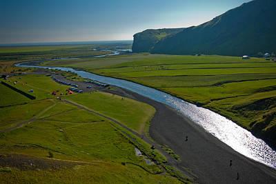 Photograph - Iceland Landscape by Anthony Doudt