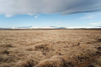 Iceland Landscape Print by Francesco Emanuele Carucci