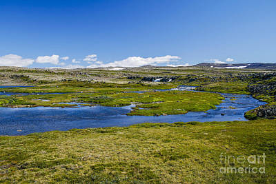 Photograph - Iceland Panorama by Patricia Hofmeester