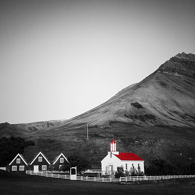 Photograph - Icelandic Countryside by Alexey Stiop
