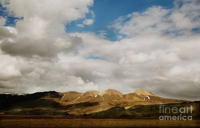 Photograph - Icelandic Landscape II by Louise Fahy